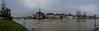 Crue de l'Yonne 2018 (Joseph Trojani) Tags: pano panorama sens city urban eau water yonne bourgogne burgundy flood innondation ville urbanlandscape urbanscape nikon d7000 crue eglise church pont bridge ïle island