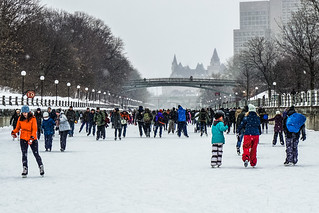 Winter fun in Ottawa!