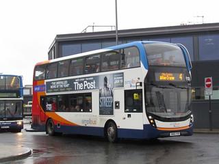 Stagecoach Hull 10734 SN66VXB Hull Interchange on 4 (1280x960)