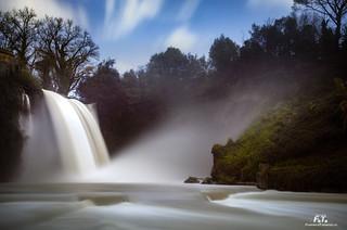 La Cascata Grande di Isola del Liri / The