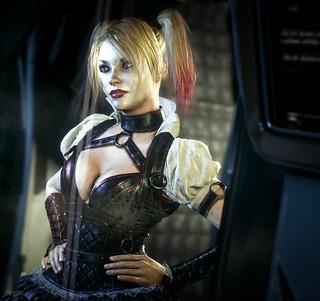 Batman: Arkham Knight / Locked Up