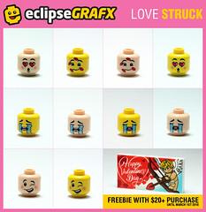 Love Struck (eclipseGrafx) Tags: movie poster love cry eclipsegrafx eclipsebricks calendars calendar