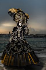 Carneval di Venezia 2018 (nheyermeyer) Tags: venedig venice venezia carnevaledivenezia karneval sangiorgiomaggiore italien italy costume kostüm