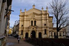 XE3F7233 - Sinagoga Tempel - Tempel Synagogue (Cracovia, Crakow, Krakow) (Enrique R G) Tags: sinagoga tempel synagogue synagoga cracovia cracow krakow poland polonia fujixe3 fujinon1024