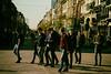 Street scene (analog) - BRUXELLES 17' (The ShortShifter) Tags: bruselas bruxelles brussels analog film filmphoto filmphotography street urban urbanphotography streetphotography setreetart streetculture vintage oldschool vintagephotography brugge gent gante brujas zeebrugge