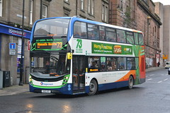 Stagecoach Strathtay 13058 SA15VUY (Will Swain) Tags: dundee 25th november 2017 north east scotland scottish stagecoach strathtay bus buses transport travel uk britain vehicle vehicles county country 13058 sa15vuy