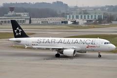 """Crans Montana"" Swiss International Air Lines HB-IJN Airbus A320-214 cn/643 Painted in ""Star Alliance"" special colours Feb 2015 @ LSHZ / ZRH 23-02-2018 (Nabil Molinari Photography) Tags: cransmontana swiss international air lines hbijn airbus a320214 cn643 painted staralliance special colours feb 2015 lshz zrh 23022018"