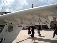 """Cessna O-2A Skymaster 9 • <a style=""""font-size:0.8em;"""" href=""""http://www.flickr.com/photos/81723459@N04/40449560682/"""" target=""""_blank"""">View on Flickr</a>"""