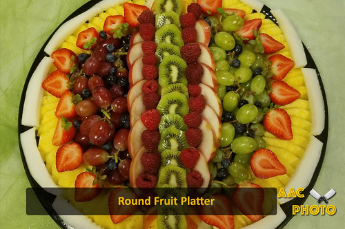 "Round Fruit Platter • <a style=""font-size:0.8em;"" href=""http://www.flickr.com/photos/159796538@N03/40464061831/"" target=""_blank"">View on Flickr</a>"