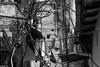 """Medellín. Comuna 13, barrio El Salado. Una mujer regresa a su hogar. Noviembre de 2017. • <a style=""""font-size:0.8em;"""" href=""""http://www.flickr.com/photos/89189458@N04/40515168581/"""" target=""""_blank"""">View on Flickr</a>"""