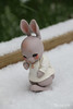 2018jinju-family03 (Nathy1317) Tags: ウサギ 兎 雪 冬 lapin neige hiver extérieur cocoriang peppi tobi animal