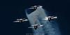 F/A-18's at NAF El Centro (Blue Angels) (C.Dover) Tags: usnavy blueangels haystacking nafelcentro boeing practice
