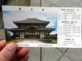 Todaiji #5 in Nara