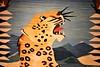 'The Little Bird's Surprise' (thomasgorman1) Tags: wool blanket weaving tapestry art crafts artwork museum nikon southwest handspun jaguar cat spotted wildlife folk folkart