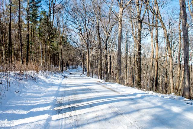 Hoosier National Forest - Kings Ridge - January 18, 2018