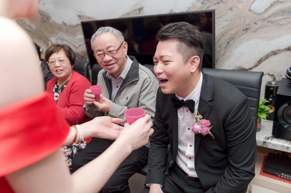 婚攝 高雄林皇宮 婚宴 時尚氣質新娘現身 S & R 015