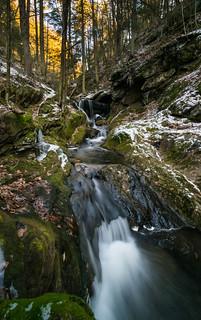 Spruce Brook Falls #3