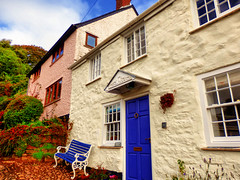 Flushing , Cornwall (photphobia) Tags: flushing falmouth river fal riverfal cornwall town uk oldvillage oldwivestale outdoor outside building buildings buildingarebeautiful architecture