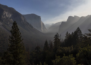 Tunnel view - 1