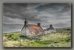 Abandoned Croft Sutherland