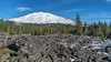 Chilled Lava (writing with light 2422 (Not Pro)) Tags: mountsainthelens mount saint helens national monument mountsainthelensnationalmonument washingtonstate richborder landscape volcano stratovolcano sony sonya7 zeiss talus lava rocks pine forest