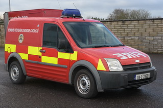 Cork County Fire Service 2004 Ford Transit Connect CCFS EqC 04C23561