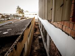 DSCN0051 (tiulekler) Tags: urban urbanexploration urbex exploration abandoned hospitalabandoned hospital street