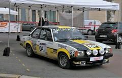 OA - Official Car (kinsarvik) Tags: castillonlabataille gironde bordeauxaquitaineclassic rallye rally
