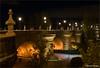 Puente de Toledo (Madrid) (Manuel Moraga) Tags: manuelmoraga puentetoledo noche luz color arquitectura madrid españa explore