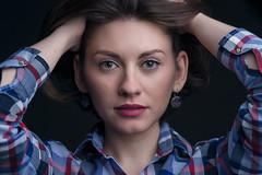 Anna (TRUE.panda) Tags: za zeiss carlzeiss a850 sony sonnart18135 girls portrait studio model