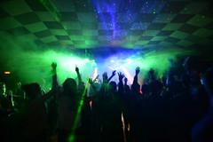 PARTY TIME! (xxx-NICO-xxx) Tags: party time guindaille fiesta fete fête soirée bal anniversaire lumière luz light colors