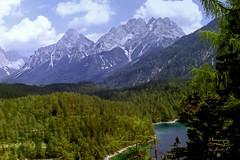 Alps (Jurek.P) Tags: austria alps alpy lake jezioro mountains europe góry mountainscape scan 35mm minoltadynax7000i jurekp