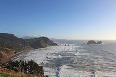 From above (elianek) Tags: ocean sea oregon coast tillamook eua usa estadosunidos unitedstates panoramic panoramica pacific