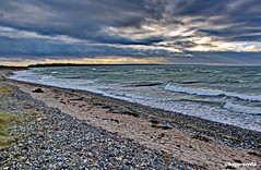 Ostsee (garzer06) Tags: wolken himmel strand steine wasser wellen deutschland ostsee landschaftsbild landscapephotography mecklenburgvorpommern landschaftsfoto vorpommern sand strandsand inselrügen landschaft landscapephoto insel meer wolkenhimmel rügen bug dranske