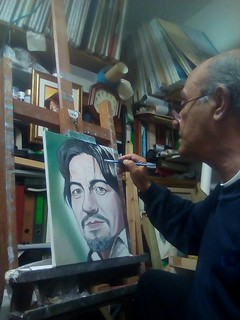 il pittore