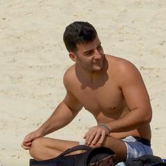 Version 2 (danimaniacs) Tags: sydney australia bondibeach hot sexy shirtless man guy hunk