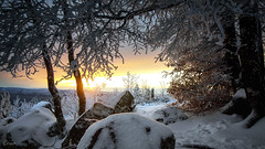 Early Light (Chrisgraphy) Tags: sunrise schwarzwald winter