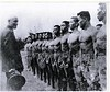 Chiang Kai-shek inspects soldiers in Taiwan (getaiwan) Tags: chiangkaishek soldiers taiwan 蔣介石 軍人 臺灣
