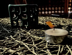 Days (Alish.Y) Tags: persian culture romantic fire handmaker kashan yasseralishahi iran shame candle light