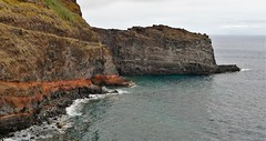 Steilküste auf Madeira (marionkaminski) Tags: madeira portugal steilküste rock ocean water coast côte costa insel island isla isola île