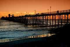 2017 Oceanside Pier Sunset 12 (DrLensCap) Tags: oceanside pier sunset california ca pacific ocean robert kramer
