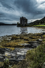 Carrick Castle - Loch Goil June 2015 (GOR44Photographic@Gmail.com) Tags: carrick castle loch goil gor44 water cloud grass green rocks argyll scotland fujifilm xpro1 xf18mmf2