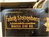 Museum für Kommunikation / Exponate (Thomas W. Berlin) Tags: ©thowe62 2018 43 berlin blauemauritius dienstsiegel füller mft microfourthirds museum museumfürkommunikation olympus omdem5mkii petschaft post roboter schilder telefon