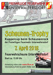 Flyer Scheunen-Trophy 2017