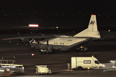 UR-CCP Aerovis An-12A. Birmingham 14/11/2017 (Tu154Dave) Tags: urccp antonov an12 an12a aerovis ukraine cargo freighter bhx birmingham turboprop airport