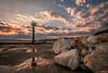 Porto Castellammare Del Golfo (TP) (AndreaCT78) Tags: flickrsicilia castellammare del golfo trapani sunrise alba