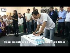 João Doria assina a regulamentação do Fundo Municipal do Idoso - Dia Internacional do Idoso (portalminas) Tags: joão doria assina regulamentação do fundo municipal idoso dia internacional