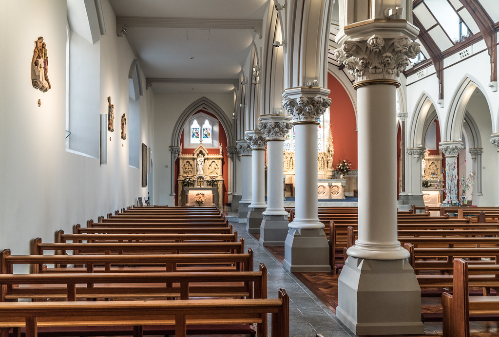 INTERIOR OF HOLY CROSS CHURCH [DUNDRUM JANUARY 2018]-135246