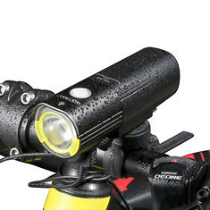 GACIRON 1000 LM Bicycle Light Front Handlebar Light 4500mAh IPX6 Waterproof LED Bike Light USB Rechargeable Power Bank Flashlight 6 Modes (1151887) #Banggood (SuperDeals.BG) Tags: superdeals banggood sports outdoor gaciron 1000 lm bicycle light front handlebar 4500mah ipx6 waterproof led bike usb rechargeable power bank flashlight 6 modes 1151887