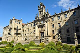 San Martn Pinario, Santiago de Compostela